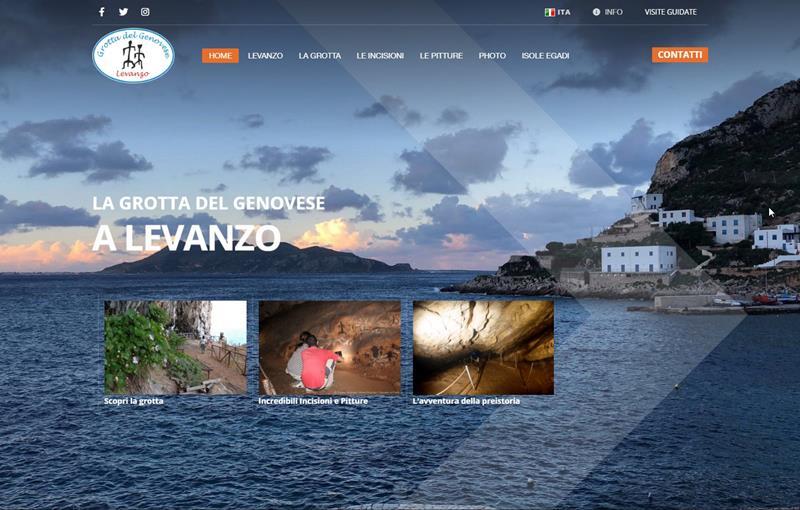 La Grotta del Genovese a Levanzo