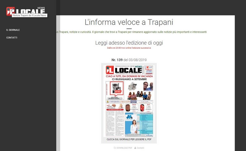 Il Locale news - Quotidiano