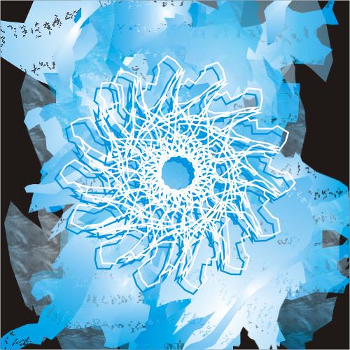 Art Ruota di ghiaccio