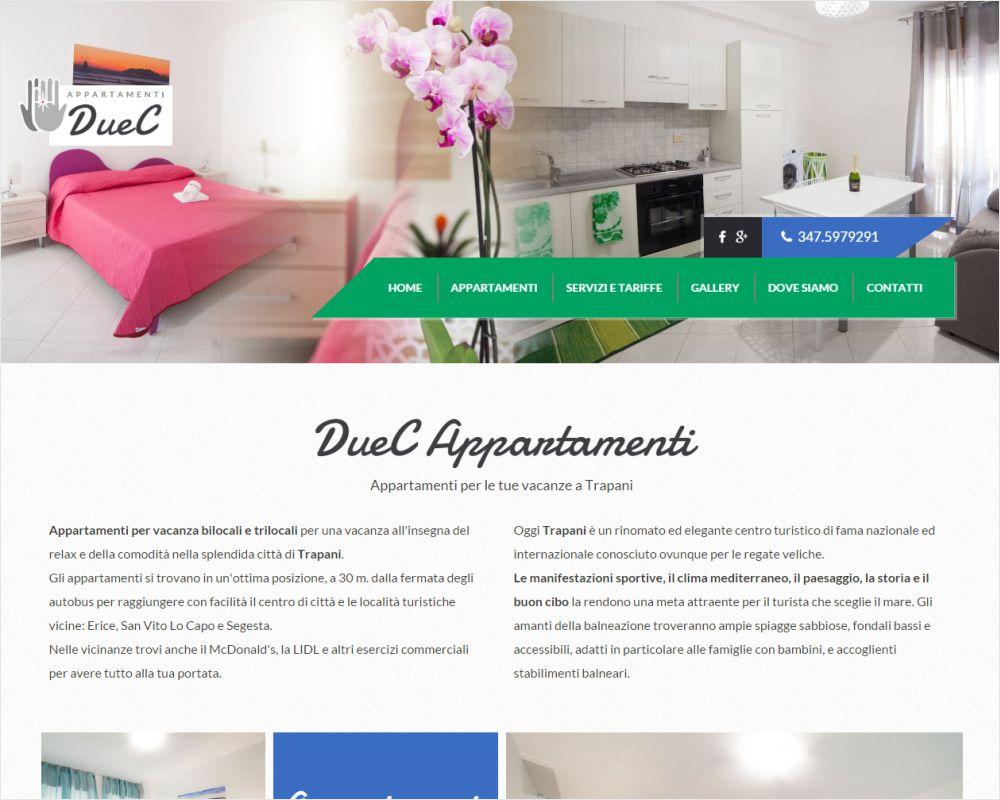 Appartamentitrapaniduec.it - Appartamenti a due passi da tutto