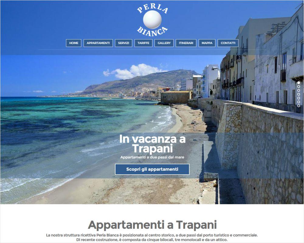 Perlabiancacasevacanza.it - Trapani