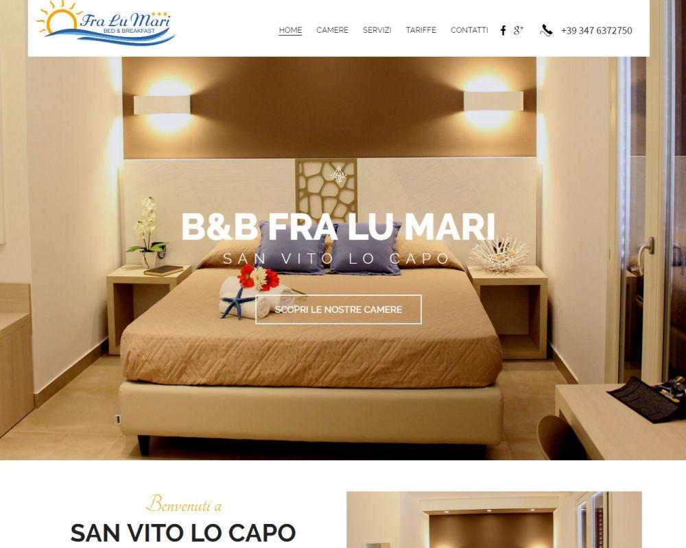 B&B Fra lu mari - B&B a San Vito Lo Capo