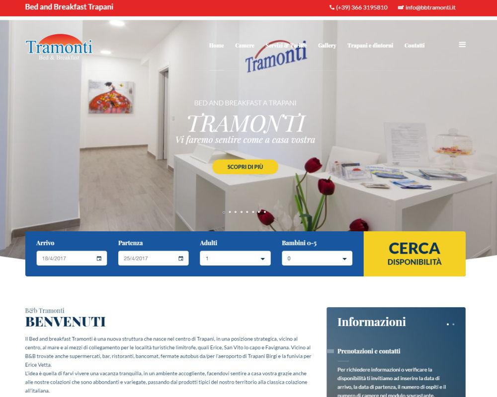 B&B Tramonti - B&B a Trapani
