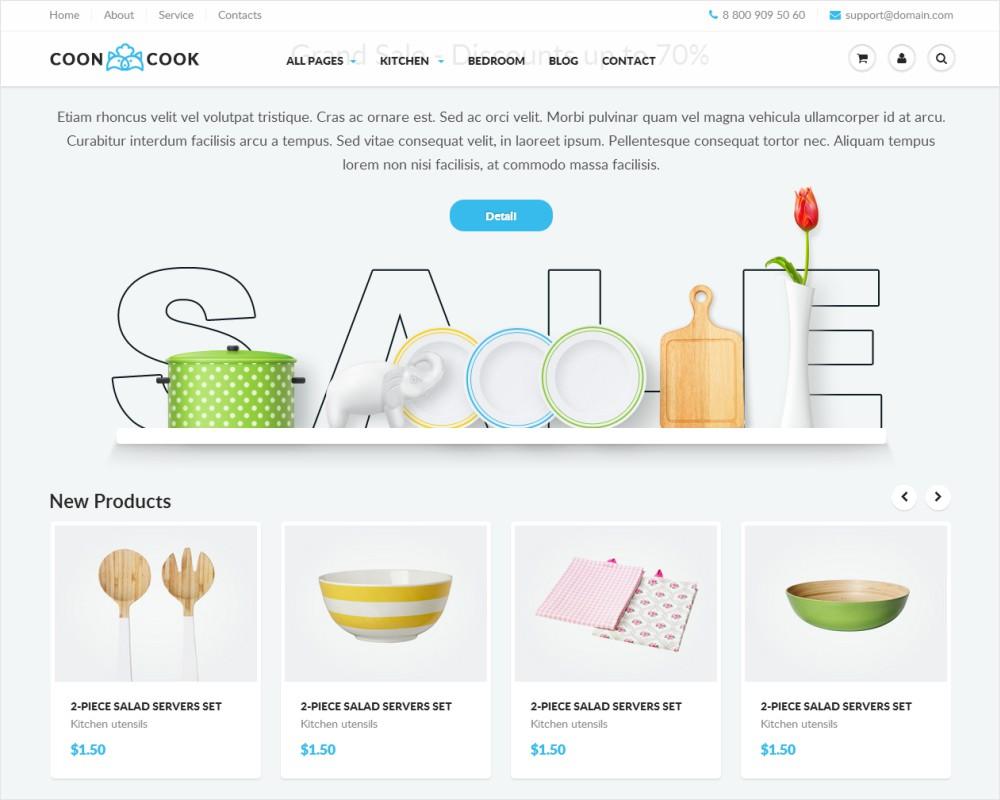 Cucina e Accessori - Posate, piatti, pentole...