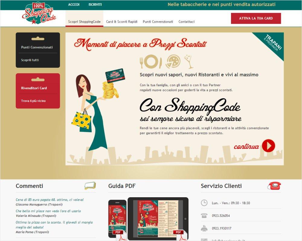 ShoppingCode.it - Risparmio in città